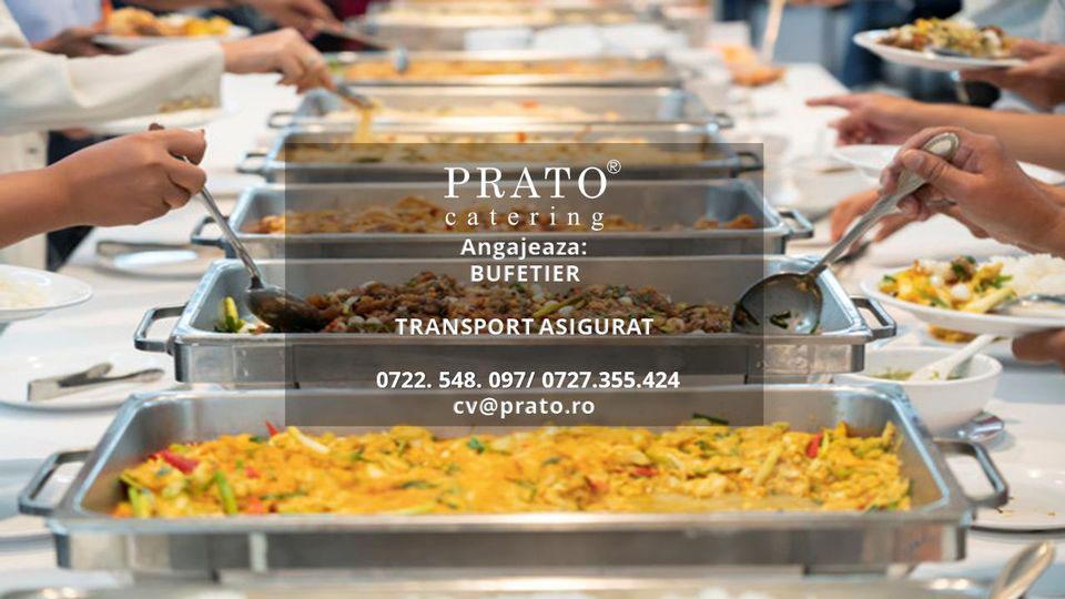 Prato Catering - Bufetier